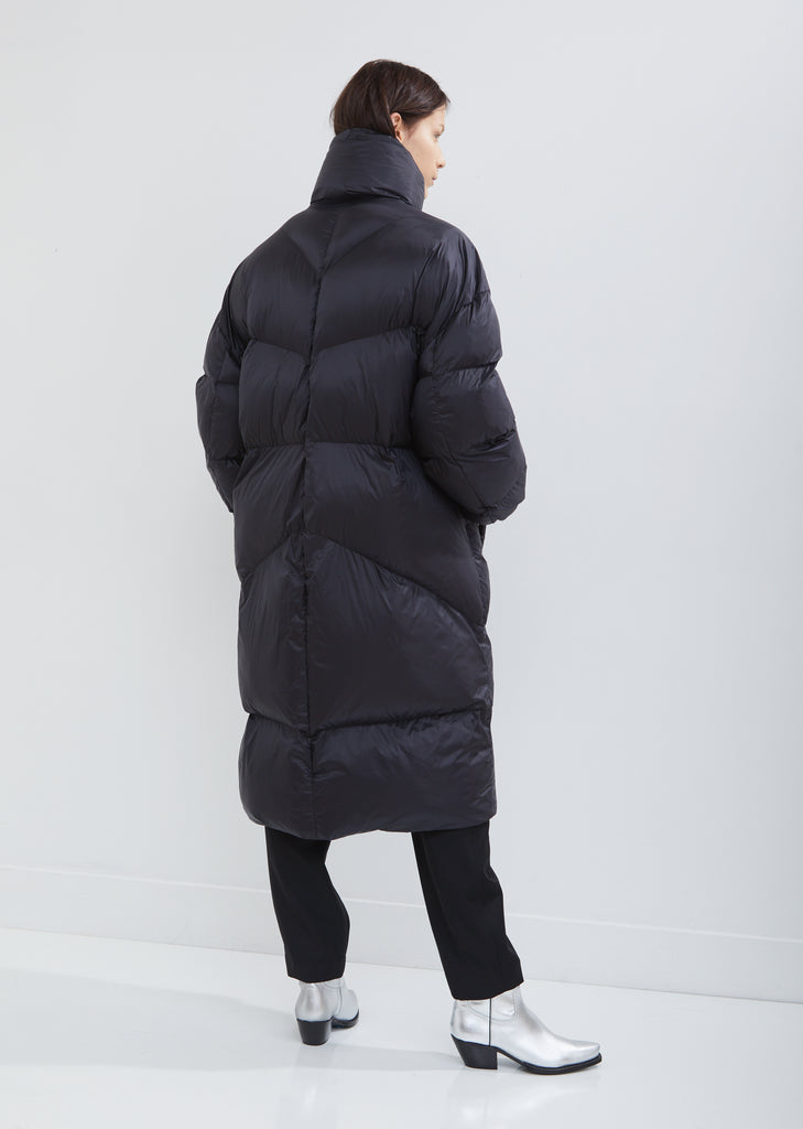 Cray Long Puffer Jacket
