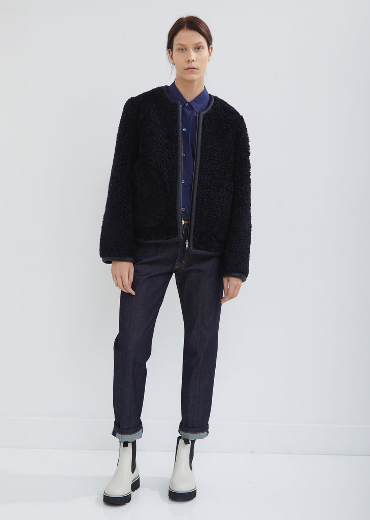 Lee Shearling Reversible Jacket