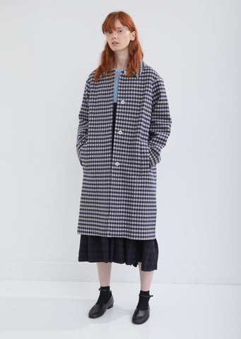 Loden Wool Coat