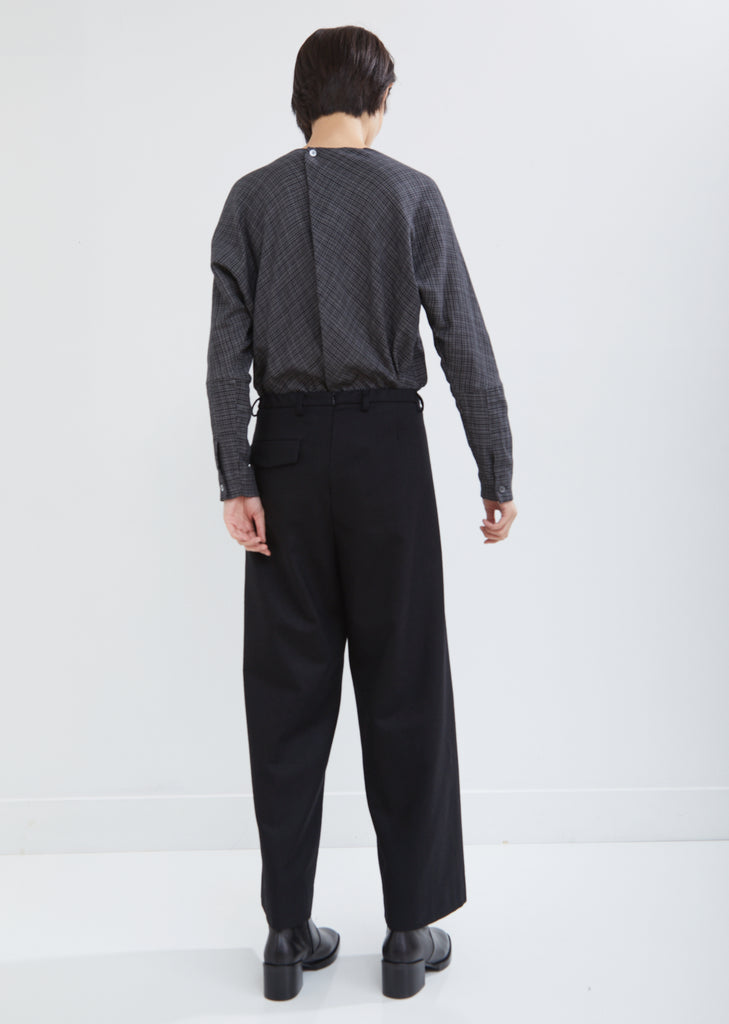 Clipper Wool Cotton Pants