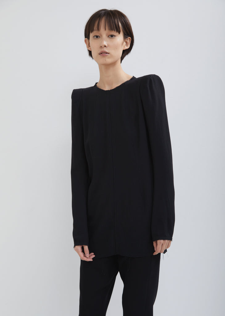 Ania Constructed Shoulder Top
