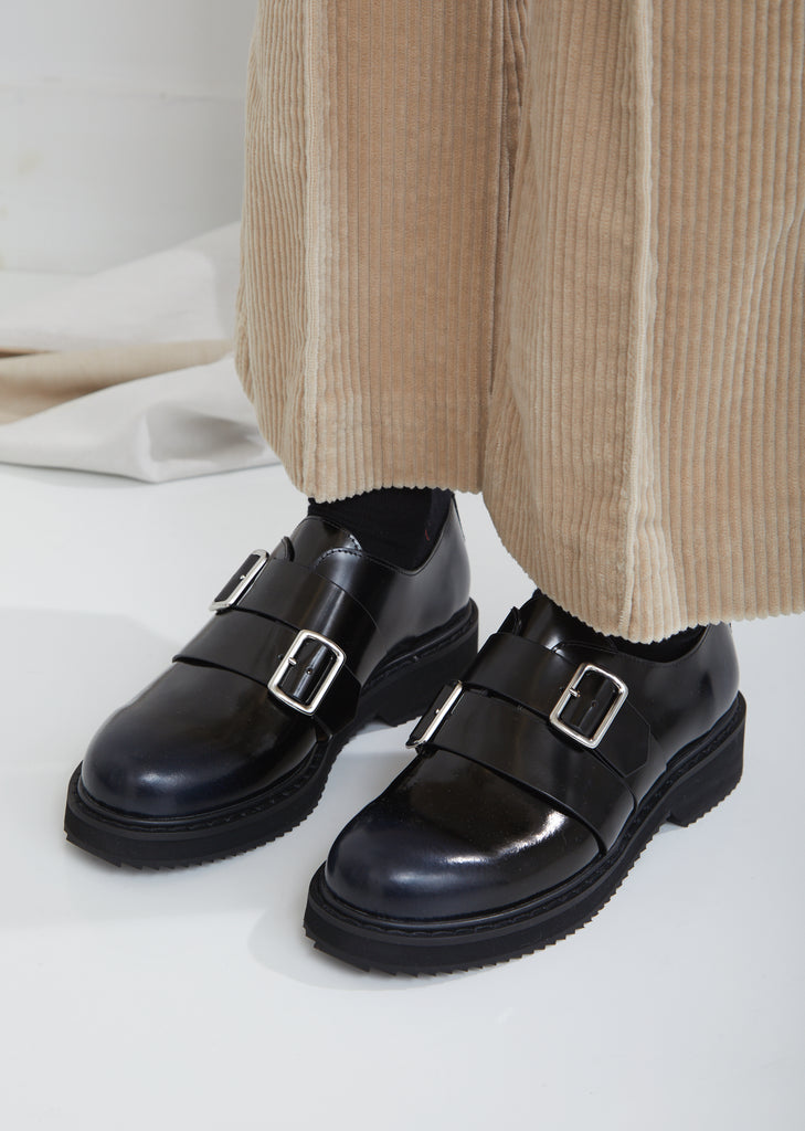Buckle Oxfords