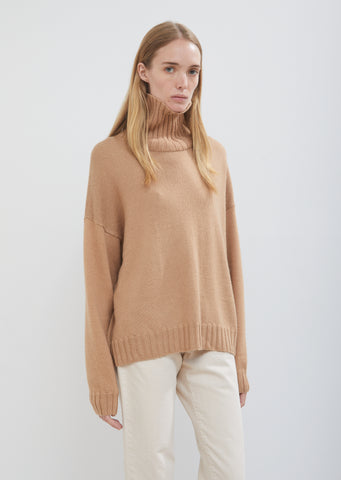 Baby Alpaca Wool Turtleneck