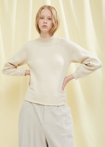 Schole High Neck Sweater