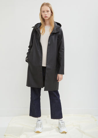 Stockholm Long Raincoat