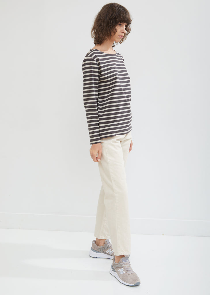 Matelot Stripe Cotton Tee