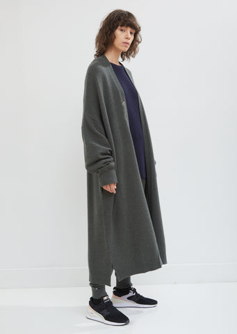 Koto Long Cashmere Cardigan
