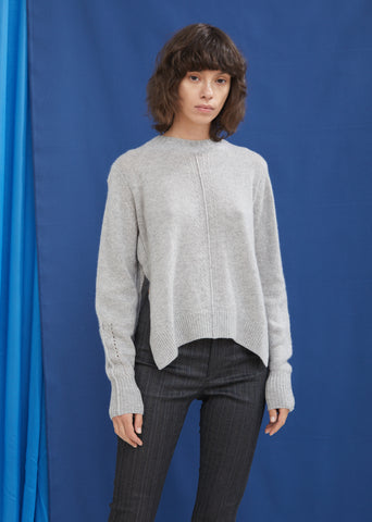 Chinn Cashmere Sweater