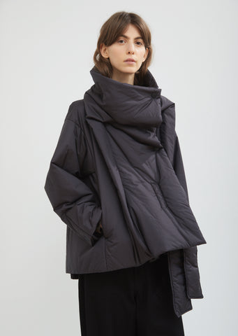 Square Short Padded Coat
