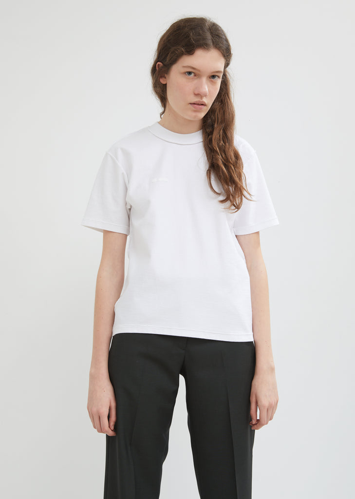 Fitted Inside-Out Tee