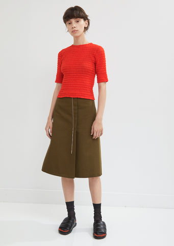 Cotton Drill Skirt