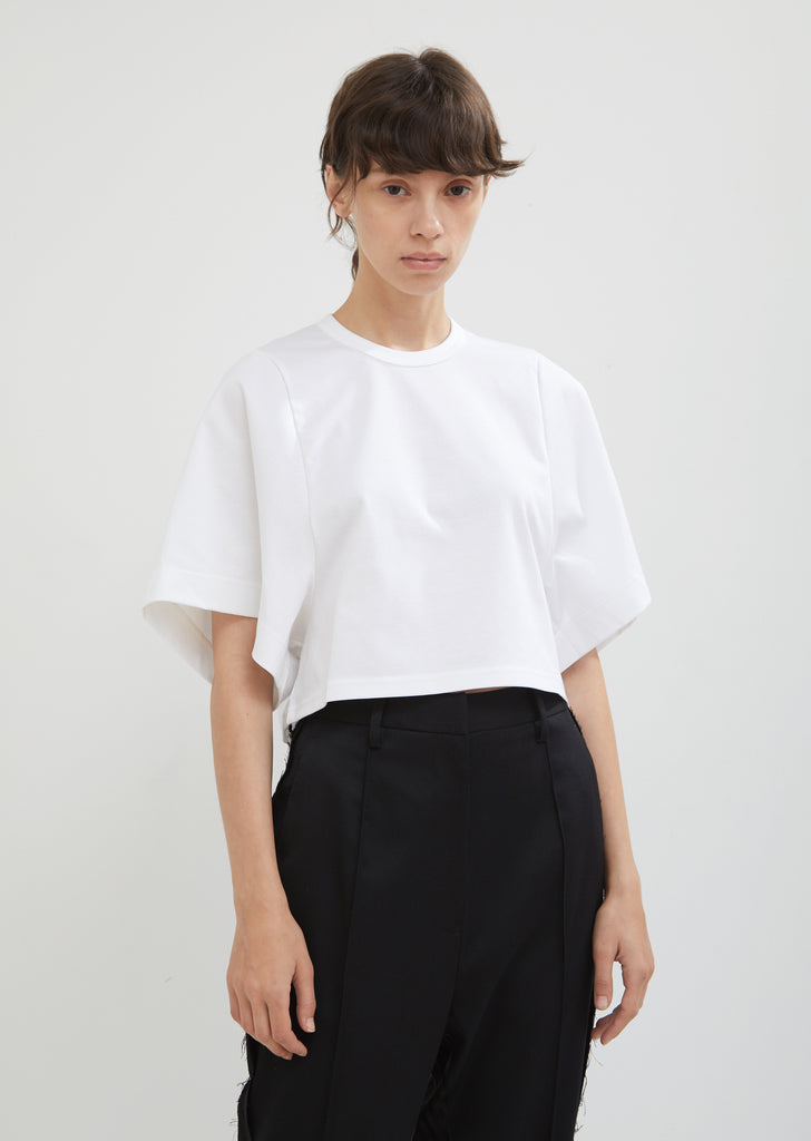Cotton Ponte Top