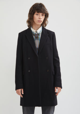 Iken Double Breasted Coat