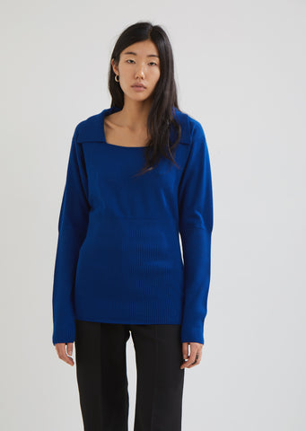 La Maille Praio Wool Sweater