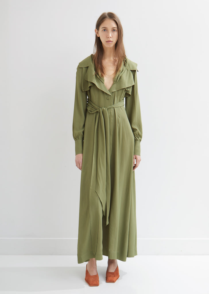 La Robe Camil Wrap Dress