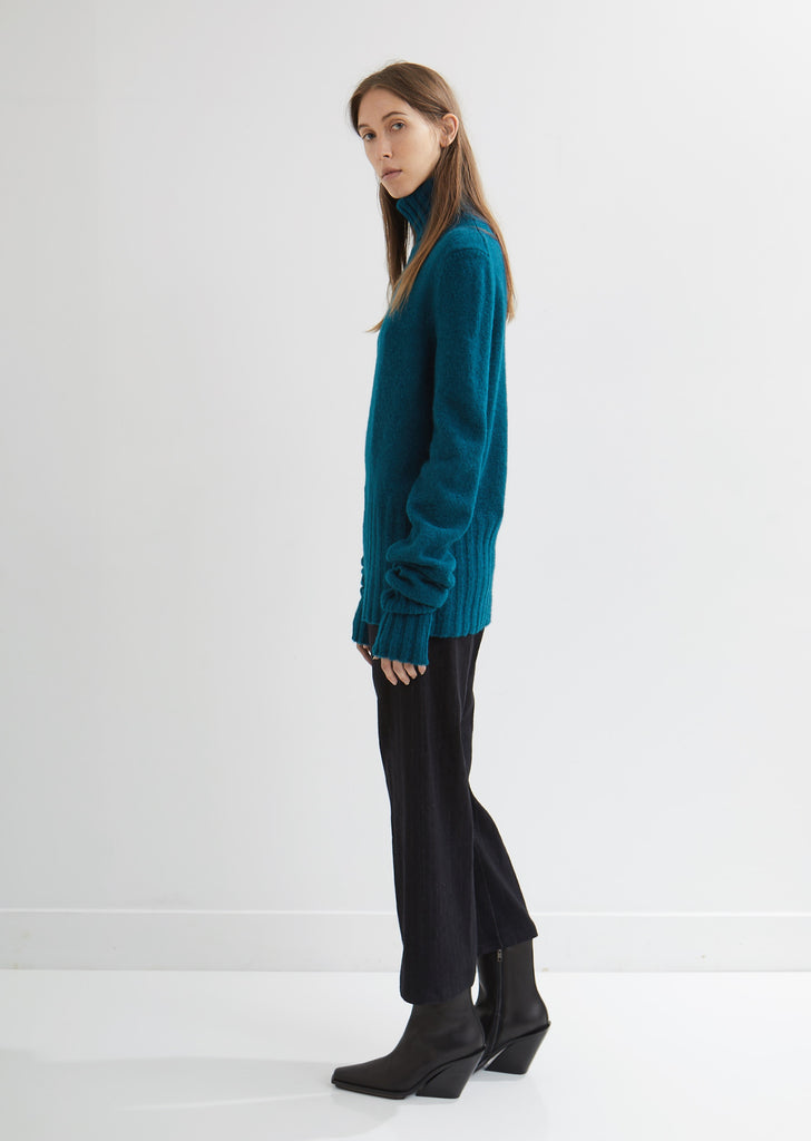 Kuprin Knitted Turtleneck Jumper