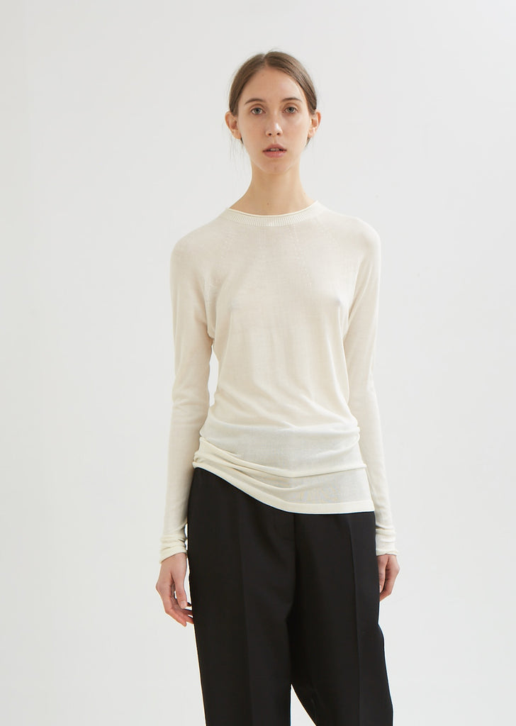 Light Pullover Sweater