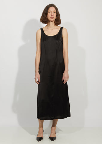 Exposed Dart Slip Dress
