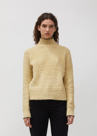 Kolette Brushed Cotton Sweater