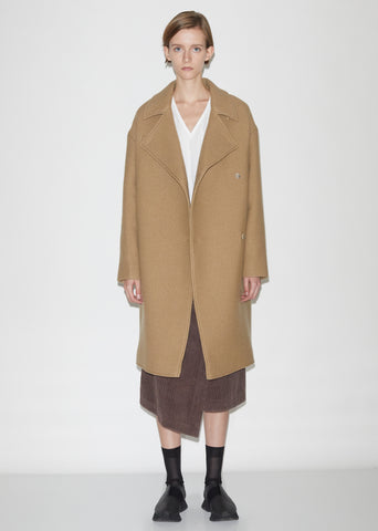 Cuis Double Washed Coat