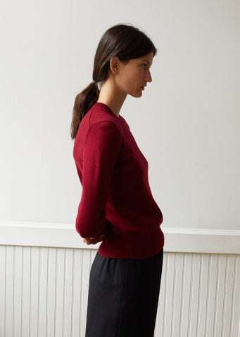Woolen Yarn Wool Jersey Sweater
