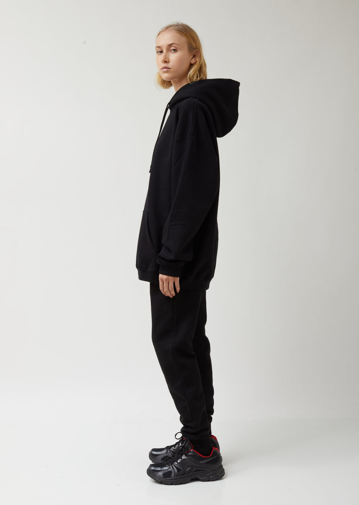 Atelier Patch Hoodie