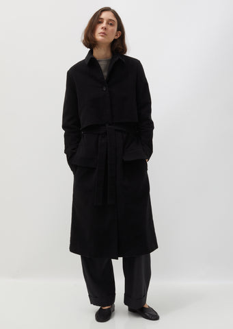 Moleskin Drafting Trench