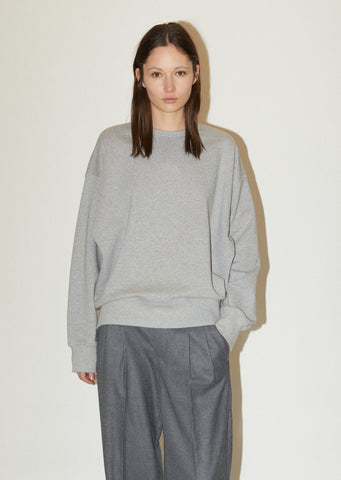 Cotton Oversized Sweatshirt