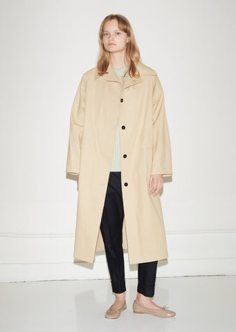 Below the Knee Trench with Belt