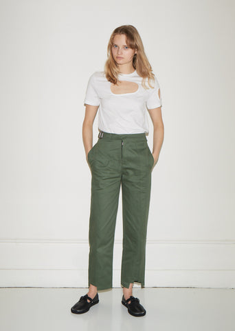 Tubular Nouveau Cotton Drill Pants