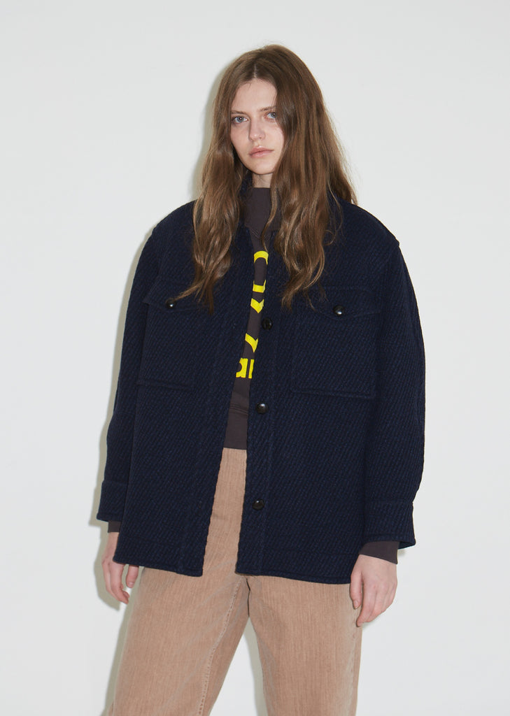 Garvey Wool Jacket