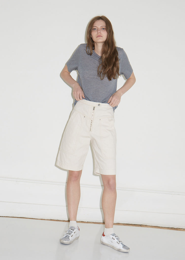 Iromi Cotton Shorts