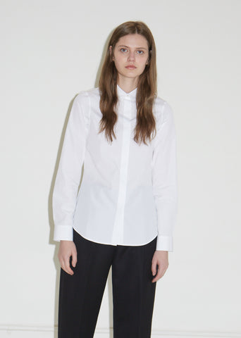 Monday Cotton Poplin Shirt