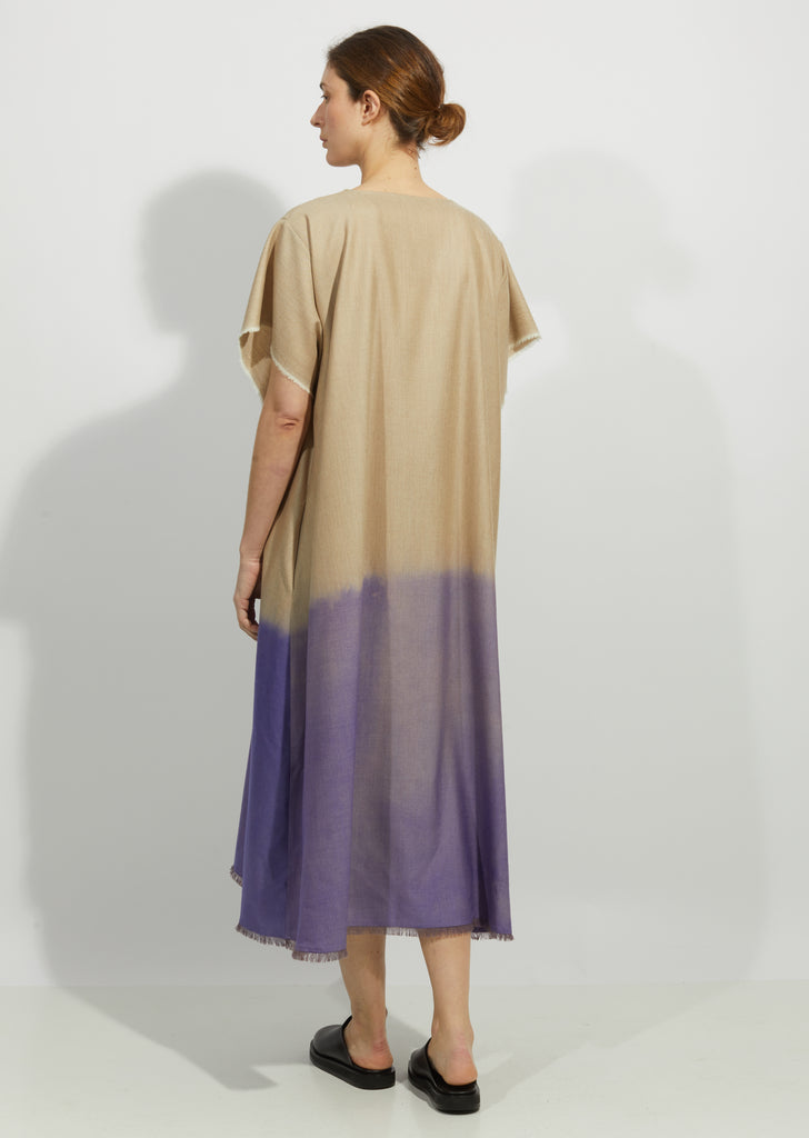 Cashmere Caftan Dress