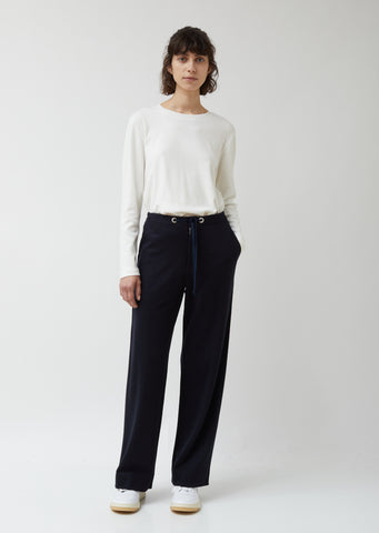 Easy Straight Pants