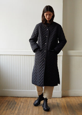 Olivette Tech Wind Coat