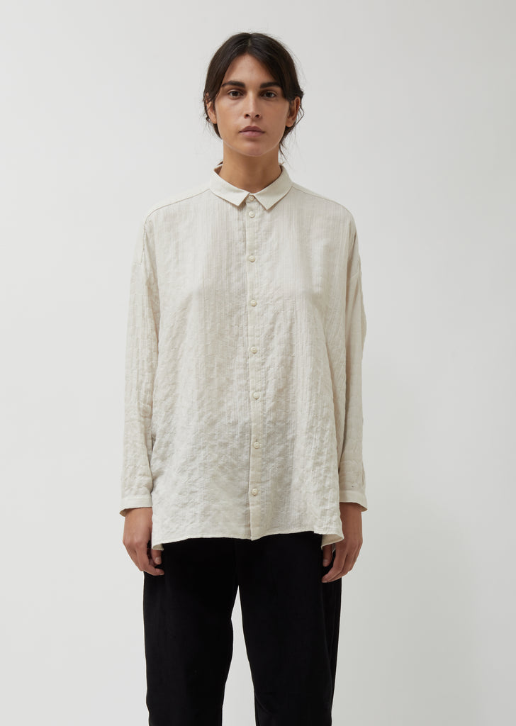 The Draughtsman Long Shirt
