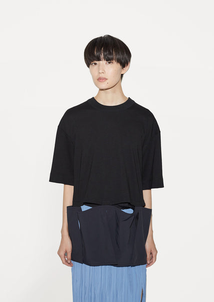 Panel Bottom T-Shirt