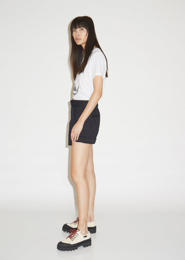 Utility Cotton Twill Short