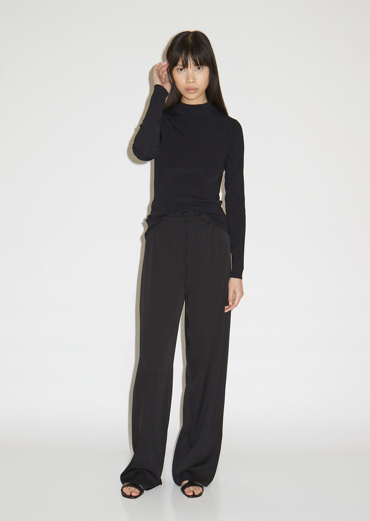 Stretch Georgette Jr Pant