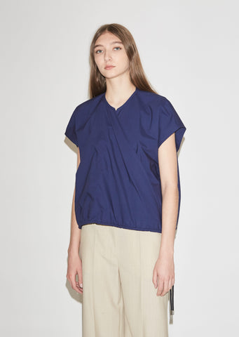 Boisa Light Cotton Poplin Top