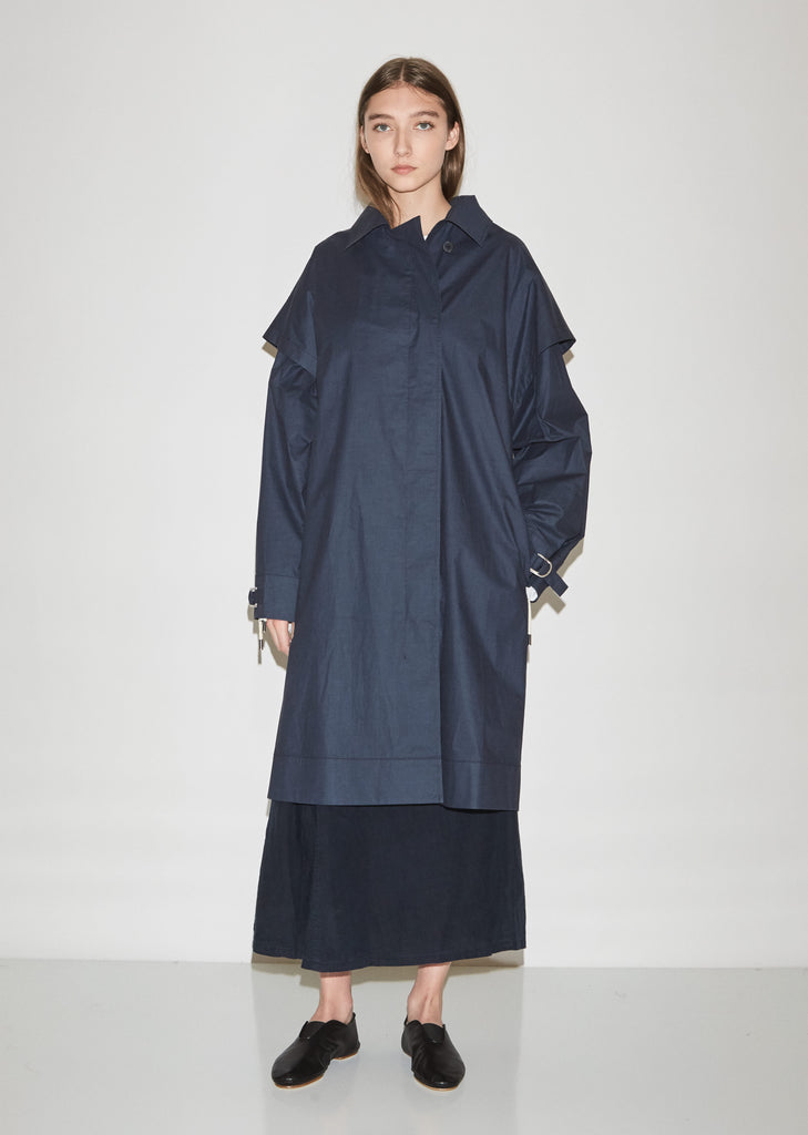 Calvi Waterproof Cotton Coat