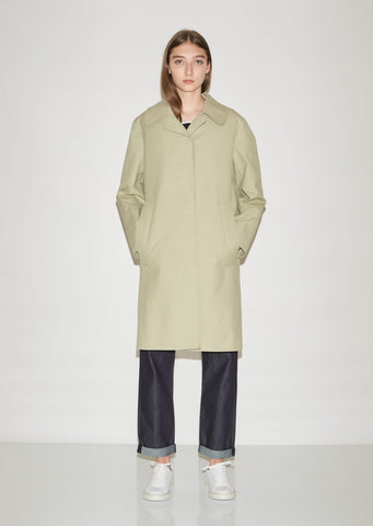 Chen Double-Faced Cotton Coat
