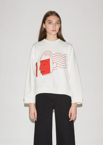 The American Reader Sweatshirt