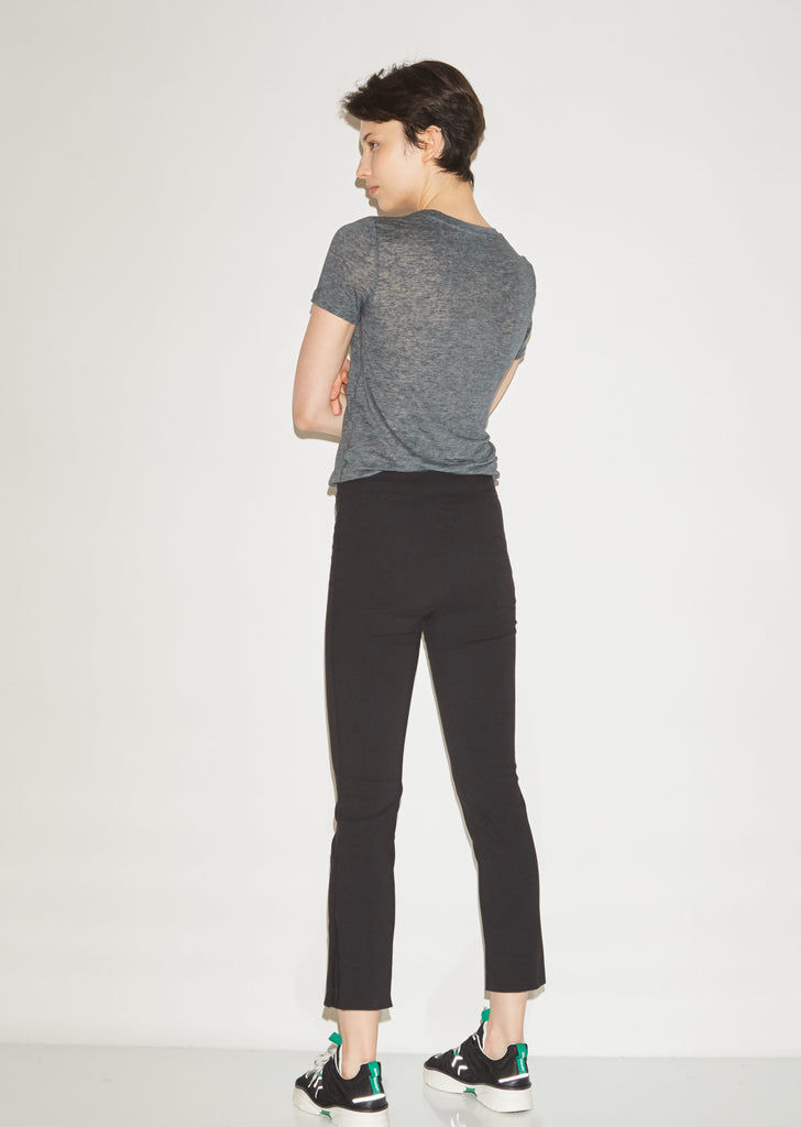 Nila Cropped Stretch Trousers