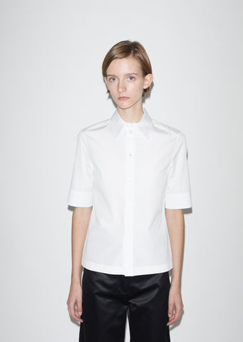 Merle Cotton Poplin Shirt