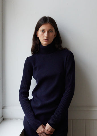 Essential Korka Wool Turtleneck Sweater