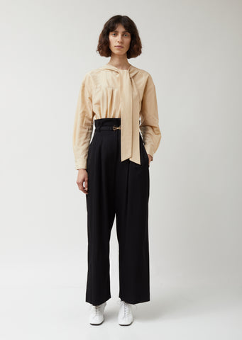 Wonder Wool Wide Pants