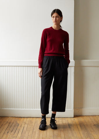 Woolen Yarn Wool Flannel Pants