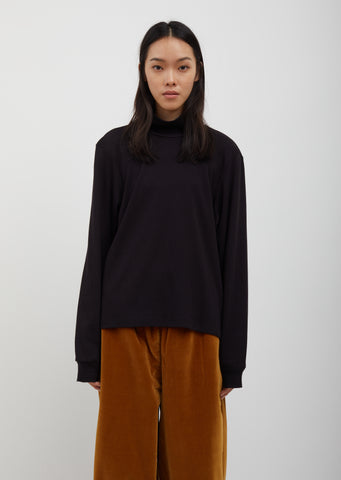 Normal tee turtleneck